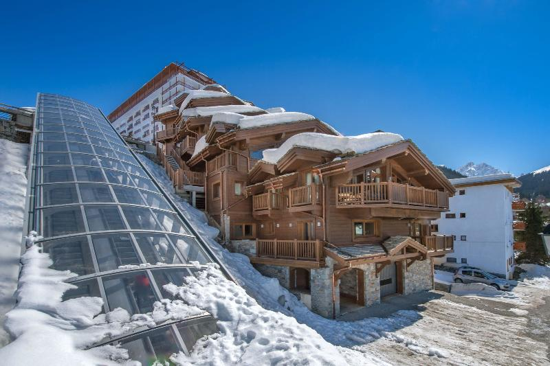 Apartment Bernard - Image 1 - Courchevel - rentals