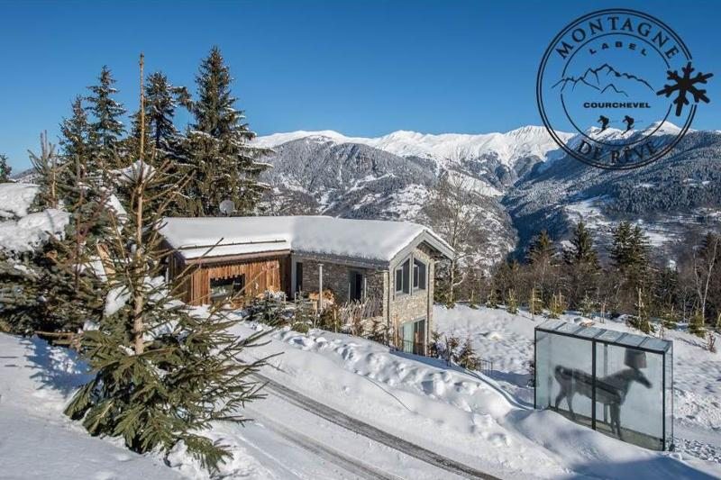 Chalet Lawrence - Image 1 - Courchevel - rentals