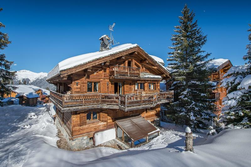 Chalet Grace Kelly - Image 1 - Courchevel - rentals