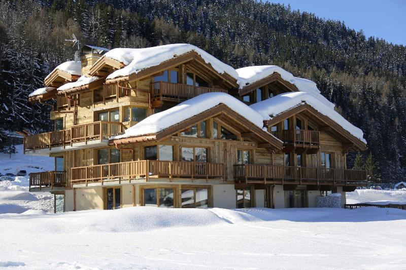 Apartment Rose - Image 1 - Courchevel - rentals