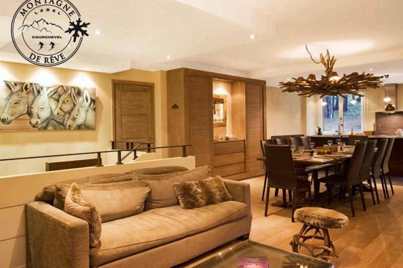 Apartment Romuald - Image 1 - Courchevel - rentals