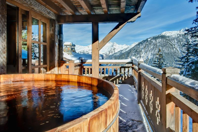 Chalet Zaccaria - Image 1 - Courchevel - rentals
