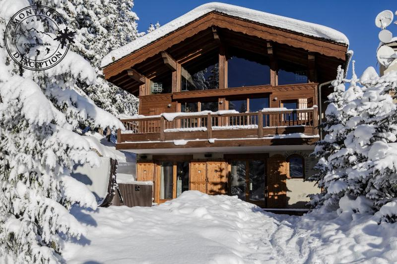 Chalet Boscardin - Image 1 - Courchevel - rentals