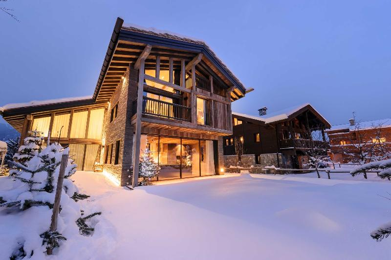 Chalet Bridget - Image 1 - Courchevel - rentals