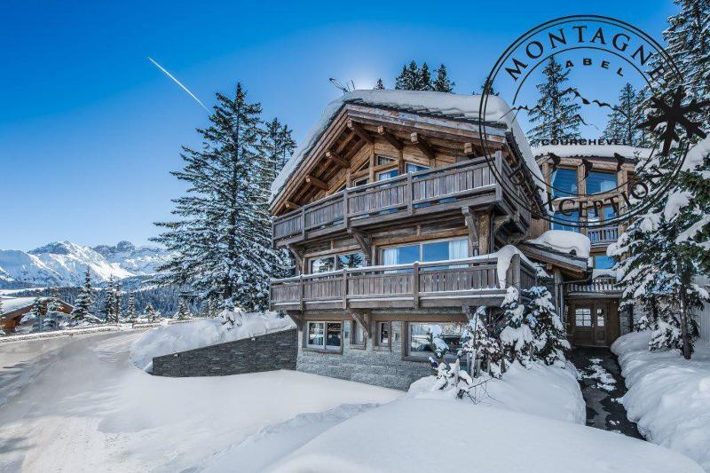 Chalet Berlina - Image 1 - Courchevel - rentals