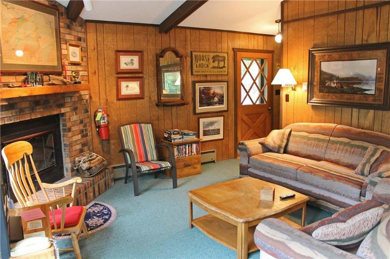 Located at Base of Powderhorn Mtn in the Western Upper Peninsula, A Comfy Home with Fantastic View of Ski Hill & 4-Person Whirlpool - Image 1 - Bessemer - rentals
