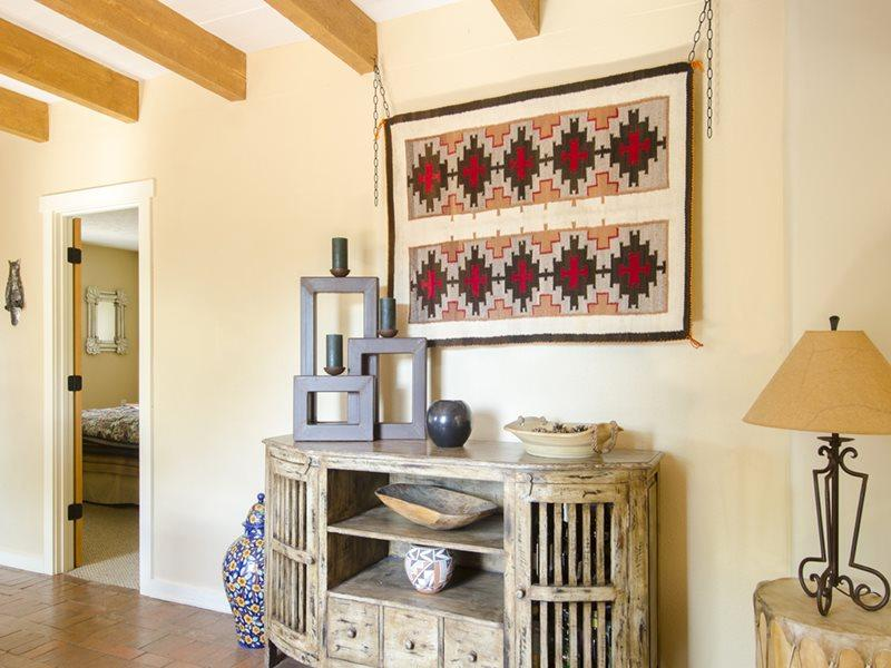 Entry - Adobe Destinations - Placita de la Vista - Santa Fe - rentals