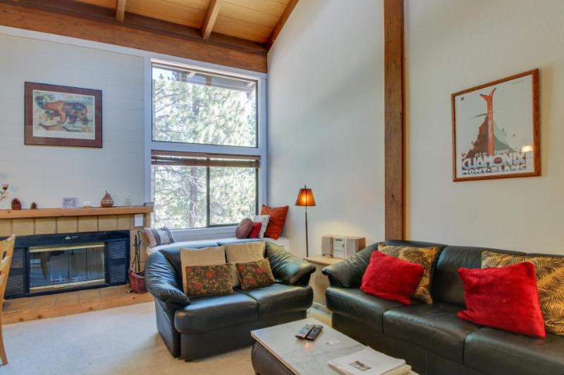 Northstar condo w/free shuttle to skiing, pools & hot tub! - Image 1 - Truckee - rentals