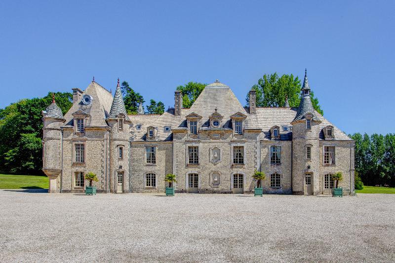 Chateau De Sevigne - Image 1 - Yvetot-Bocage - rentals