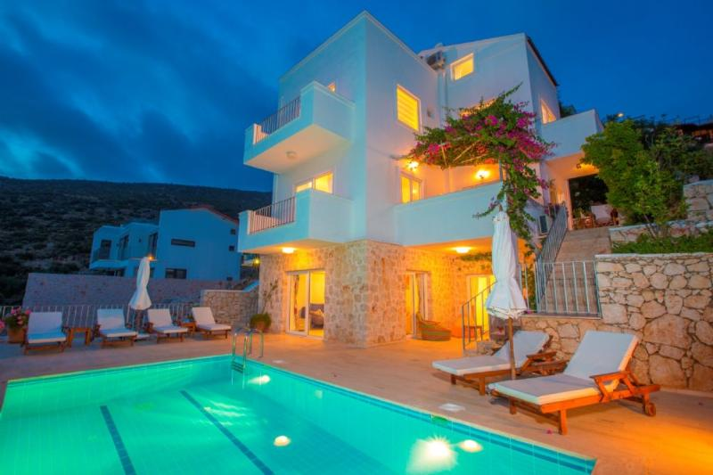 Manzara Villa - Image 1 - Kalkan - rentals