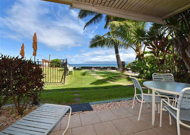 Hale Kai # 120 - Hale Kai #120 - Your Home by the Sea in West Maui - Lahaina - rentals