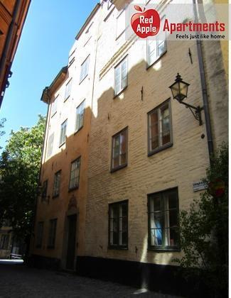 The Chestnut Tree Apartment in Gamla Stan - 2662 - Image 1 - Stockholm - rentals