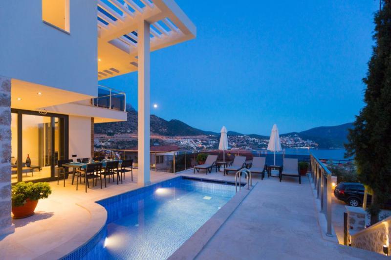 Zenato Apartment - Mavi Su House - Image 1 - Kalkan - rentals
