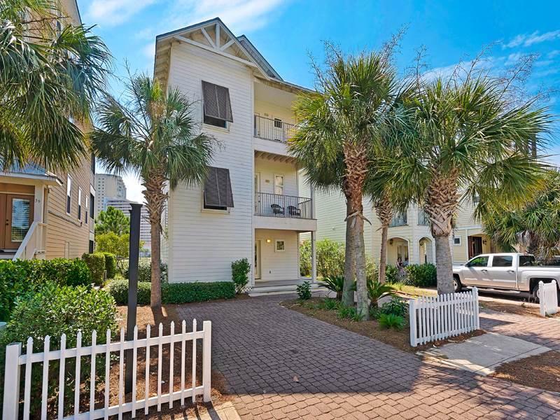 Paradise Villa - Image 1 - Miramar Beach - rentals