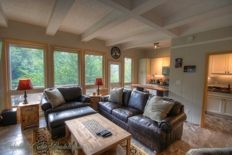 A cozy spot atop Beech Mountain - The Cozy Chalet - Beech Mountain - rentals