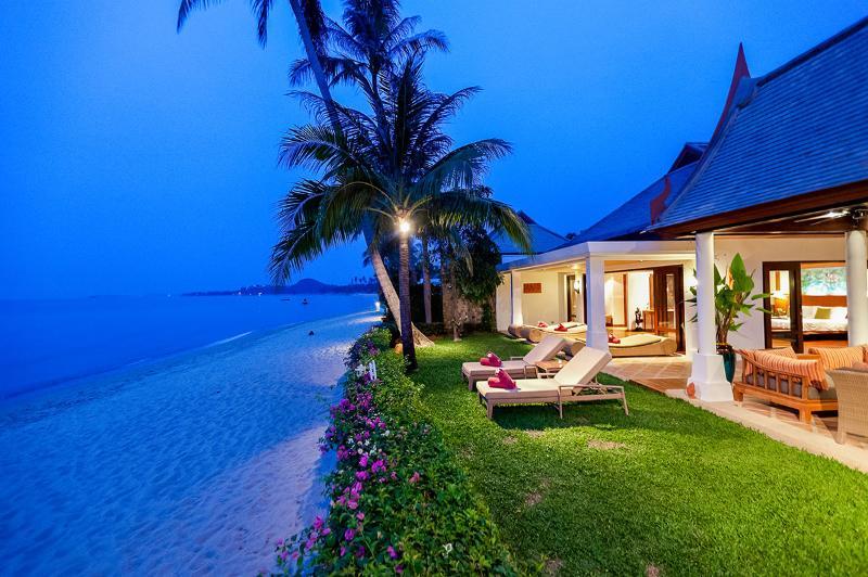 Villa Champak - Miskawaan, Sleeps 6 - Image 1 - Mae Nam - rentals
