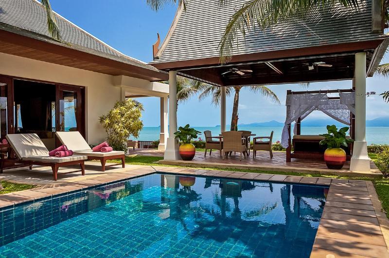 Villa Hibiscus - Miskawaan, Sleeps 4 - Image 1 - Mae Nam - rentals