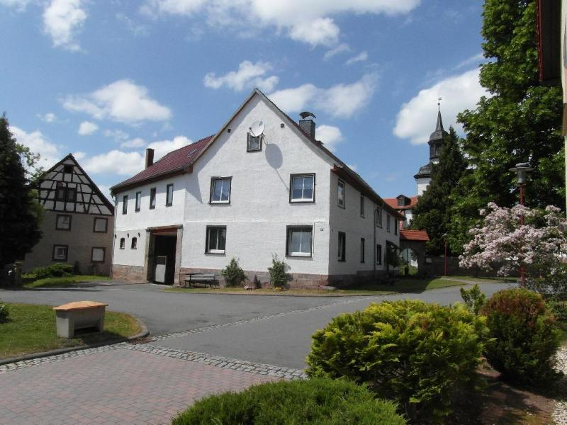 Vacation Apartment in Uhlstaedt-Kirchhasel - 700 sqft, quiet, sunny, comfortable, spacious (# 3558) #3558 - Vacation Apartment in Uhlstaedt-Kirchhasel - 700 sqft, quiet, sunny, comfortable, spacious (# 3558) - Grosskochberg - rentals