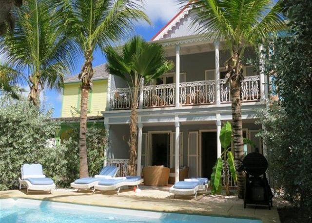 Orient Beach TOWNHOME w/ Private Pool and ideal Location - Image 1 - Orient Bay - rentals