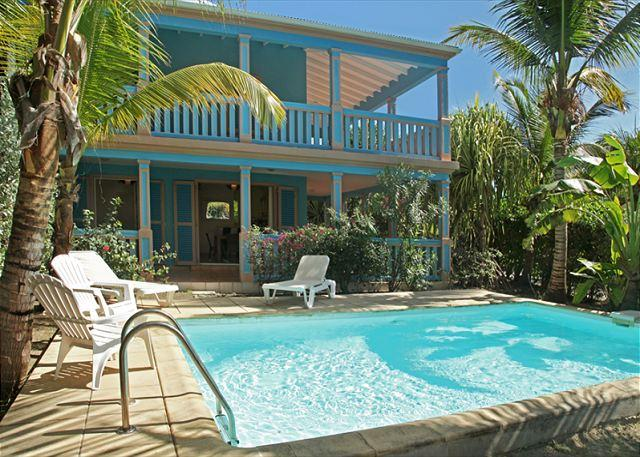 A two bedroom townhome on Orient Beach for beach lovers - Image 1 - Orient Bay - rentals