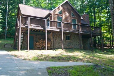 Dad`s Dream - 868 Cabin Mountain Road - Image 1 - Canaan Valley - rentals