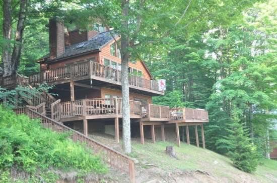 Cardinal Haus - 75 Hikers Challenge Road - Image 1 - Canaan Valley - rentals