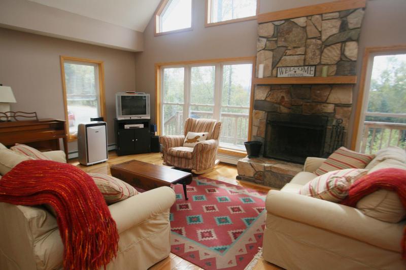 Four Seasons Chalet - Image 1 - Waterbury - rentals