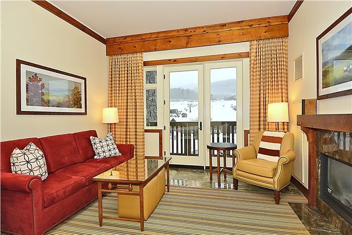 Studio 215 at Stowe Mountain Lodge - Image 1 - Stowe - rentals