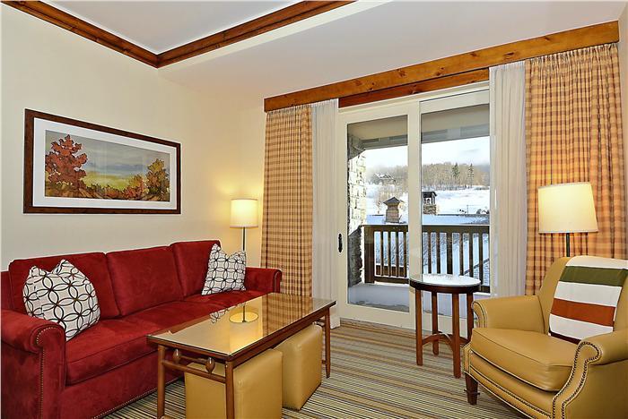 Studio 361 at Stowe Mountain Lodge - Image 1 - Stowe - rentals