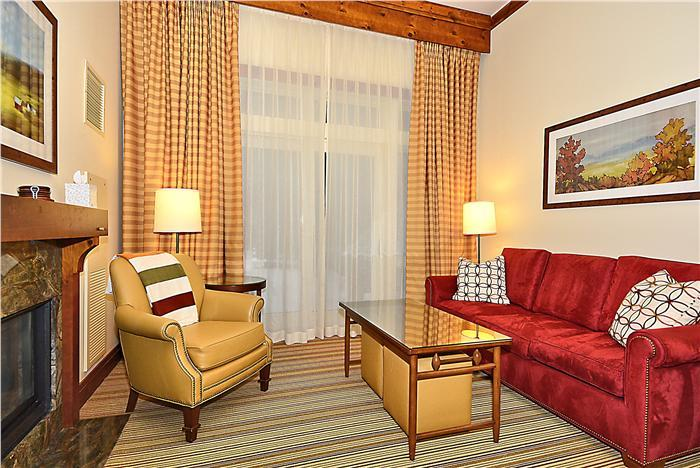 Studio 132 at Stowe Mountain Lodge - Image 1 - Stowe - rentals