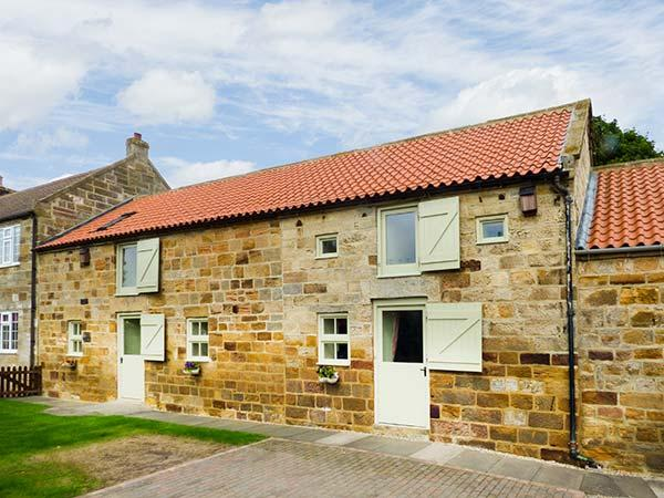 THE BARN, WiFi, en-suites throughout, open plan living, near Staithes, Ref. 927339 - Image 1 - Staithes - rentals