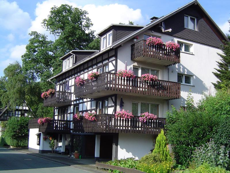 Relaxation appartements in the heart of the High-Sauerland - Image 1 - Assinghausen - rentals