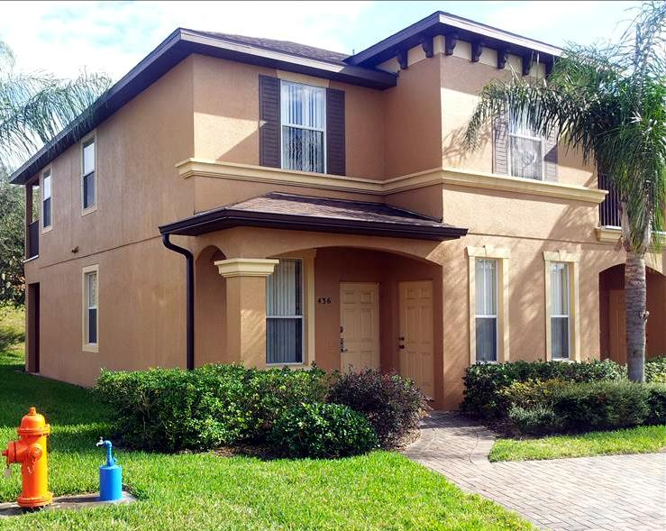 0000436- Premium Upgraded 4 BR Town Home In Regal Palms- Corner Lot - Image 1 - Davenport - rentals