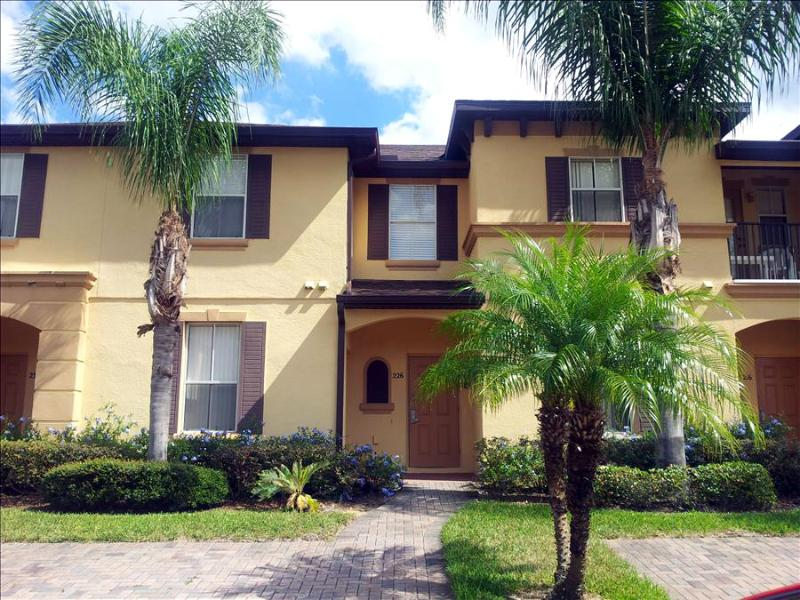 0002226- Upgraded Town House In Regal  Palms With All Resort Facilities - Image 1 - Davenport - rentals
