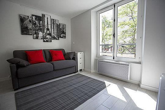 Sejour - Central and Luminous 22 m2 Apartment - Paris 2° /16894 - Paris - rentals