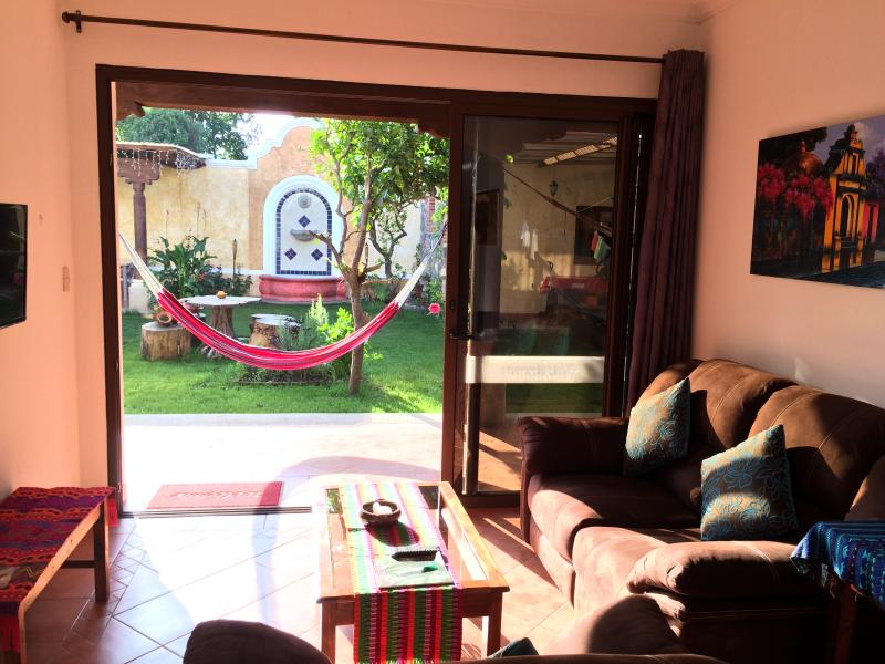 APT4 Brand new luxurious apartments with garden - Image 1 - Antigua Guatemala - rentals