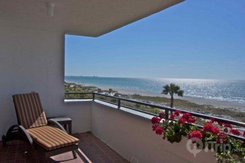 Balcony - Longboat Key Players Club #401 (3 Month Minimum Stay) - Longboat Key - rentals