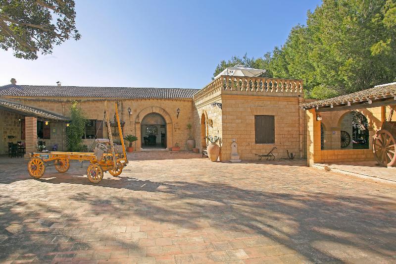 Villa Di Bello - Image 1 - Santa Caterina Villarmosa - rentals