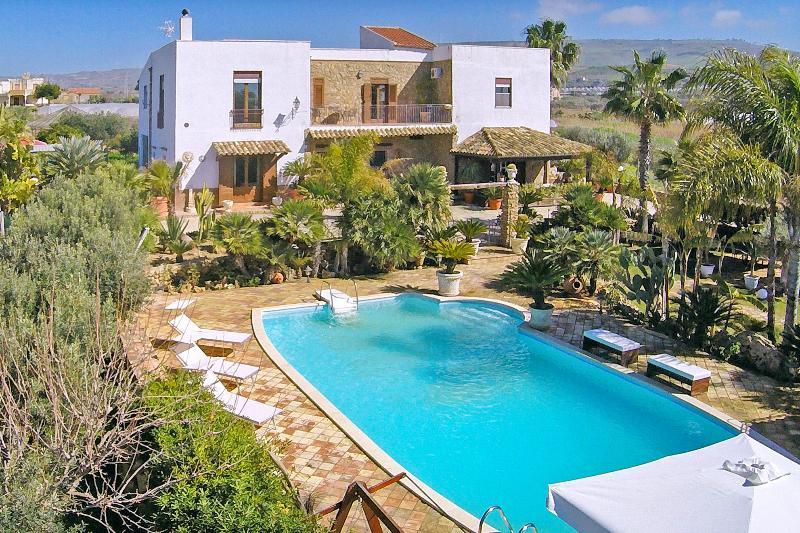 Villa Orsini - Image 1 - Ciminna - rentals