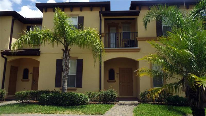 0030449 - Luxury Upgraded 3 BR Town Home In Regal Palms Resort - Image 1 - Davenport - rentals