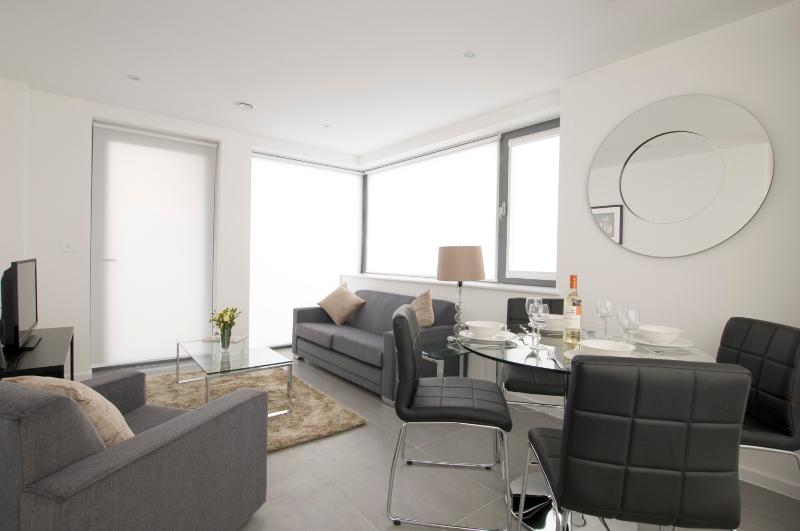 Stylish 1 Bedroom Apartment in Central London - Image 1 - London - rentals