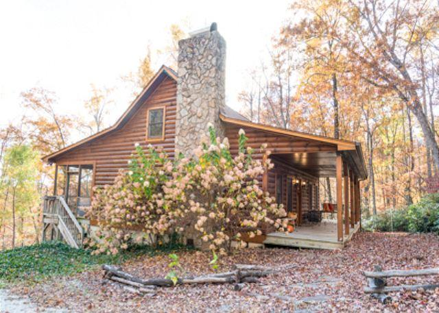 Cabin in Woods - Mountain Brook Cabin - Old Fort - rentals