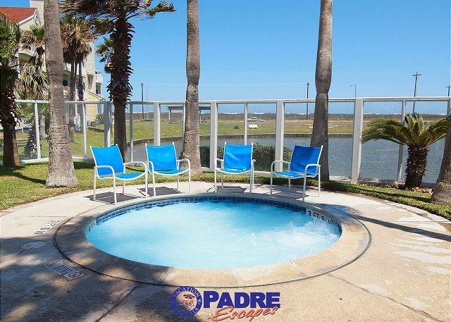 Hot tub - Beautiful 1 bedroom condo close to the beach! - Corpus Christi - rentals