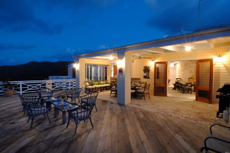 Estate Belvedere, Sleeps 8 - Image 1 - Christiansted - rentals