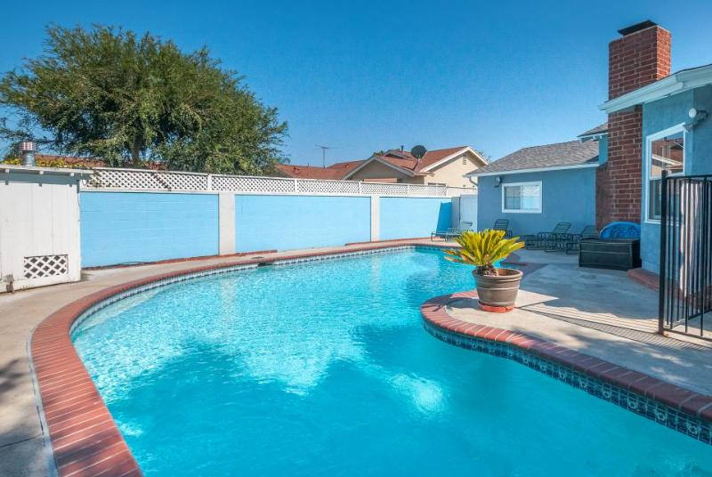 Cute Disney-themed home w/private pool & hot tub near parks! - Image 1 - Anaheim - rentals