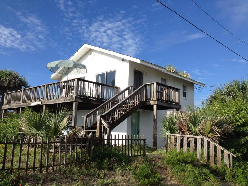 Casas de la Playa - duplex Two units - Altos and Bajos - Cozy Casas de la Playa Unincumbered Ocean View! - Flagler Beach - rentals