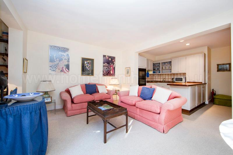 Cosy, traditional 1 bedroom period apartment- Kings Road/Fulham Road - Image 1 - London - rentals