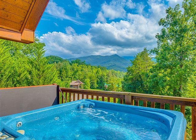 CRAZY SUMMER SPECIAL from $149 Night! 2BR Gatlinburg Cabin w/ Views! - Image 1 - Gatlinburg - rentals
