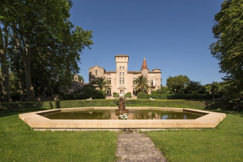 Chateau Roussillon Château Languedoc, Château rental France, Château to let - Image 1 - Montagnac - rentals