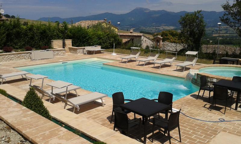 """swimming pool - Agriturismo """"Il Casato"""" - Macerata - rentals"""
